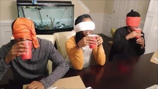 How the ..  Guess that drink challenge ft Vaeh and Michael