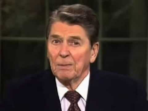 Ronald Reagan speech: 'Man is not free unless government is limited'