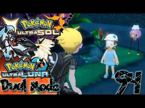 Miedo en Escuela de Entrenadores  I #93 I Pokémon UltraSol y UltraLuna [DUAL MODE] I Guia en español