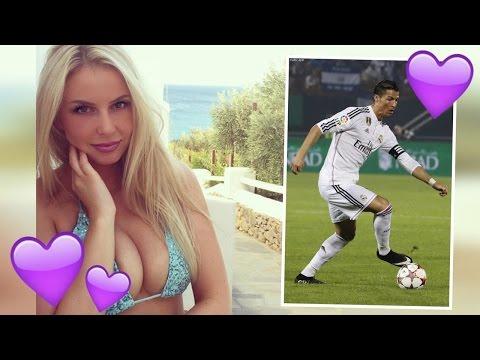 Norske Maria om daten: - Ronaldo vet hva han vil ha