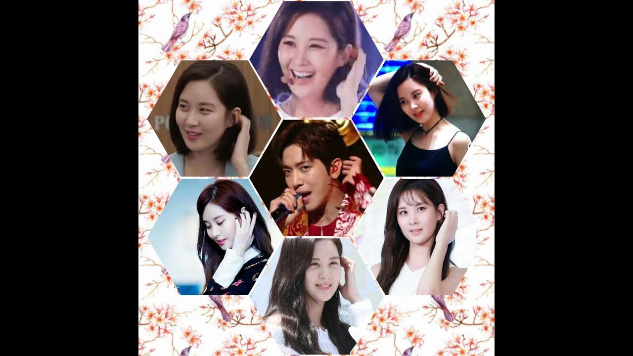 [YONGSEO] 'THAT GIRL' IS SEOJUHYUN!! [END OF 2017)