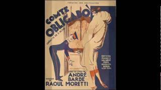"""Tango """"Mio Padre"""" - José Maria Lucchesi et son Orchestre Sud-Américain - 1928"""