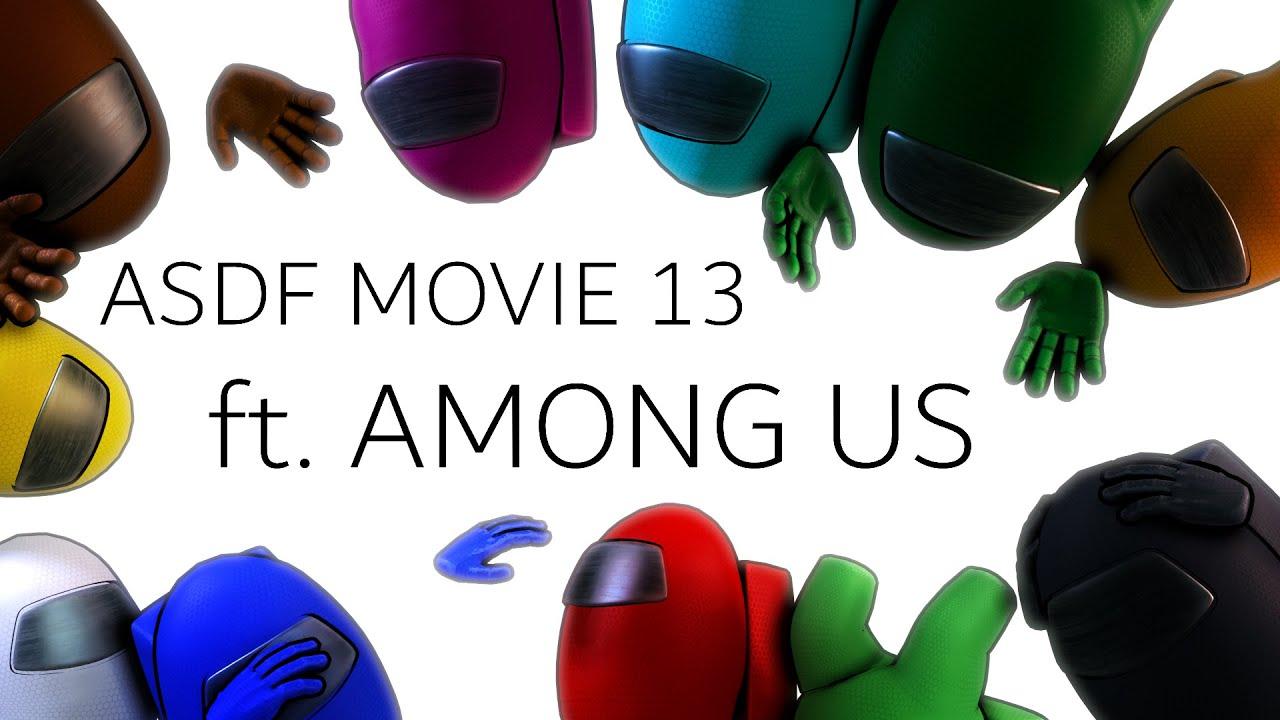 ASDF 13 Movie Among US Animation