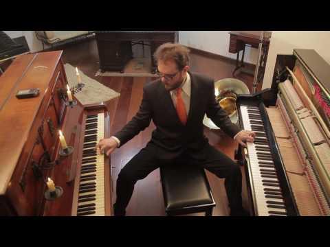 Liechtensteiner Polka on Piano