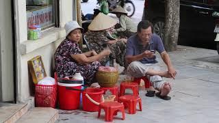Centre ville de Hanoi, Vietnam / Hanoi city center, Vietnam