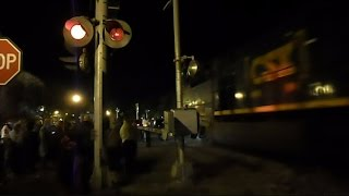 CSX Trains Slow Orders Not Followed Trains Cut Parade In Thirds