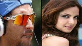 Yuvraj dating Shazahn Padamsee: Report