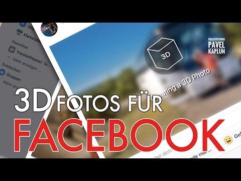 3D Fotos Für Facebook Erstellen