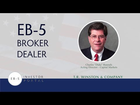 EB-5 Broker Dealer