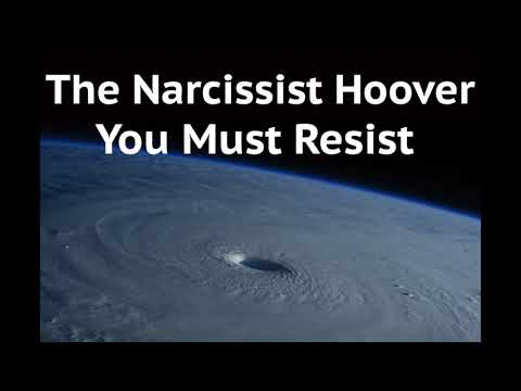 Download : When The Narcissist Comes To Hoover You And What To Do