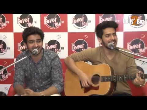 Armaan Malik, Amaal Mallik Singing Naina Song | Live Performance
