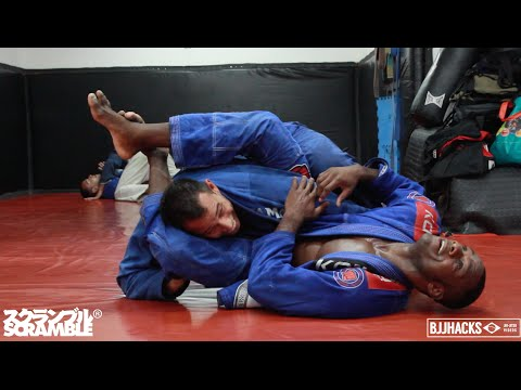 Amazing Flying Triangle Chokes! || In the Gym with BJJ Hacks