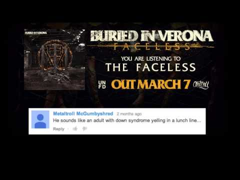 Buried In Verona - The Faceless