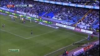 Video Gol Pertandingan Deportivo La Coruna vs Cordoba