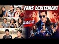 Salman Khan Fans Excitement For Race 3 First Day First Show And Advance Booking | Honest Reaction
