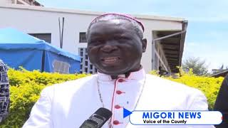 Homa Bay Diocese Bishop Philip Anyolo condemns BRUTAL ATTACKS on civilians by Police in Migori