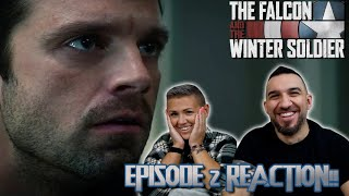 The Falcon And The Winter Soldier Episode 2 The Star Spangled Man REACT ON