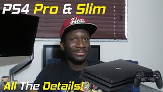 PS4 Pro (Neo) Unveiled W/ PS4 Slim - Playstation Meeting Recap(Everything you need to know about the PS4 Slim and the PS4 Pro. Playstation Meeting 2016 recap. Do You Need To Make The Upgrade To The PS4 Pro?, 2016-09-08T02:13:08.000Z)