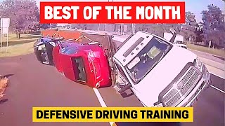 BEST OF THE MONTH (NOVEMBER) | Bad Drivers & Driving Fails in USA & Canada (w/ Commentary)