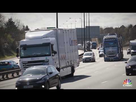 The innovative future of freight | Sustainable Energy