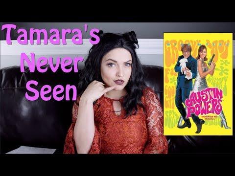 Austin Powers: International Man of Mystery  Tamara's Never Seen