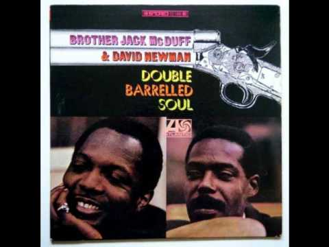 But It´s Alright (1968) - Brother Jack McDuff & David Newman
