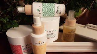 GYADA COSMETICS:Review della linea Haircare || Giulia Cova