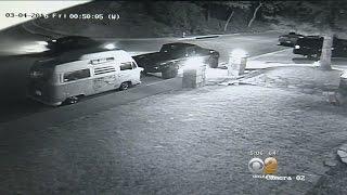 Whittier Neighborhood Jolted Awake By Car Smashing Into Parked Vehicles