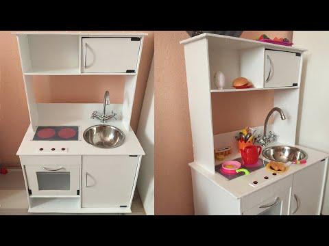 Кран для детской кухни своими руками