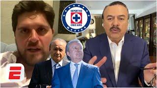 Cruz Azul Abogado lo CONFIRMA Billy Álvarez y Víctor Garcés son prófugos de la justicia | Exclusivos