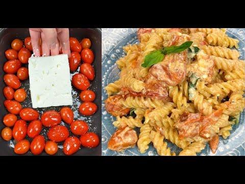 How to make Feta Pasta the viral Tik Tok recipe