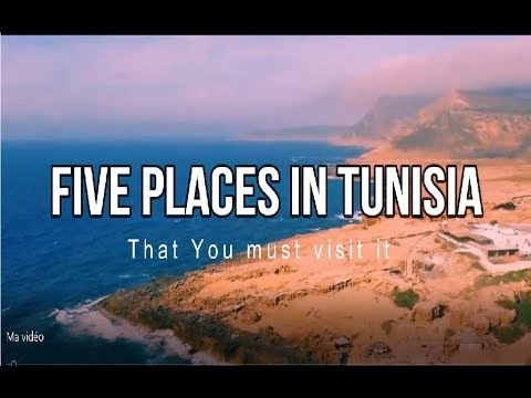 Top 5 Places in tunisia that you must visit