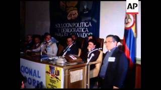 COLOMBIA: Conference of trade union solidarity