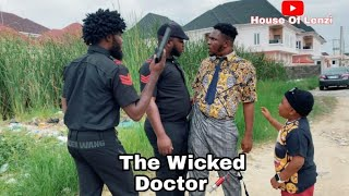 The Wicked Doctor (House of Lenzi)