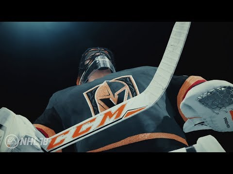 NHL 18 Vegas Golden Knights Intro