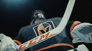 NHL 18 Vegas Golden Knights Intro