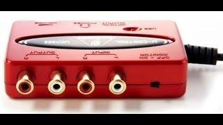 Behringer Uca222 - Tarjeta de sonido USB [ Unboxing ]