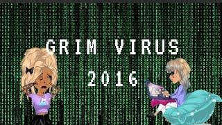 2016 MSP HACKER GRIM VIRUS CAUGHT ON CAMERA