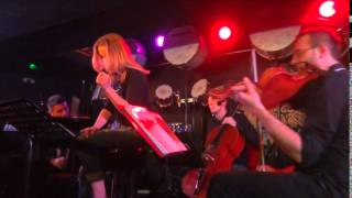 Adele, Rolling in the Deep, string quartet arr., MIB Quartet - LIVE