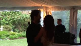 Dave and Kayla Wedding Dance
