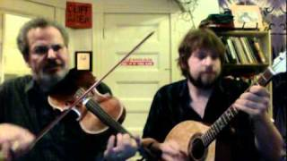Tuneswappers - Old Time Fiddle Tune - Seneca Square Dance - Dave Reiner & Andy Reiner