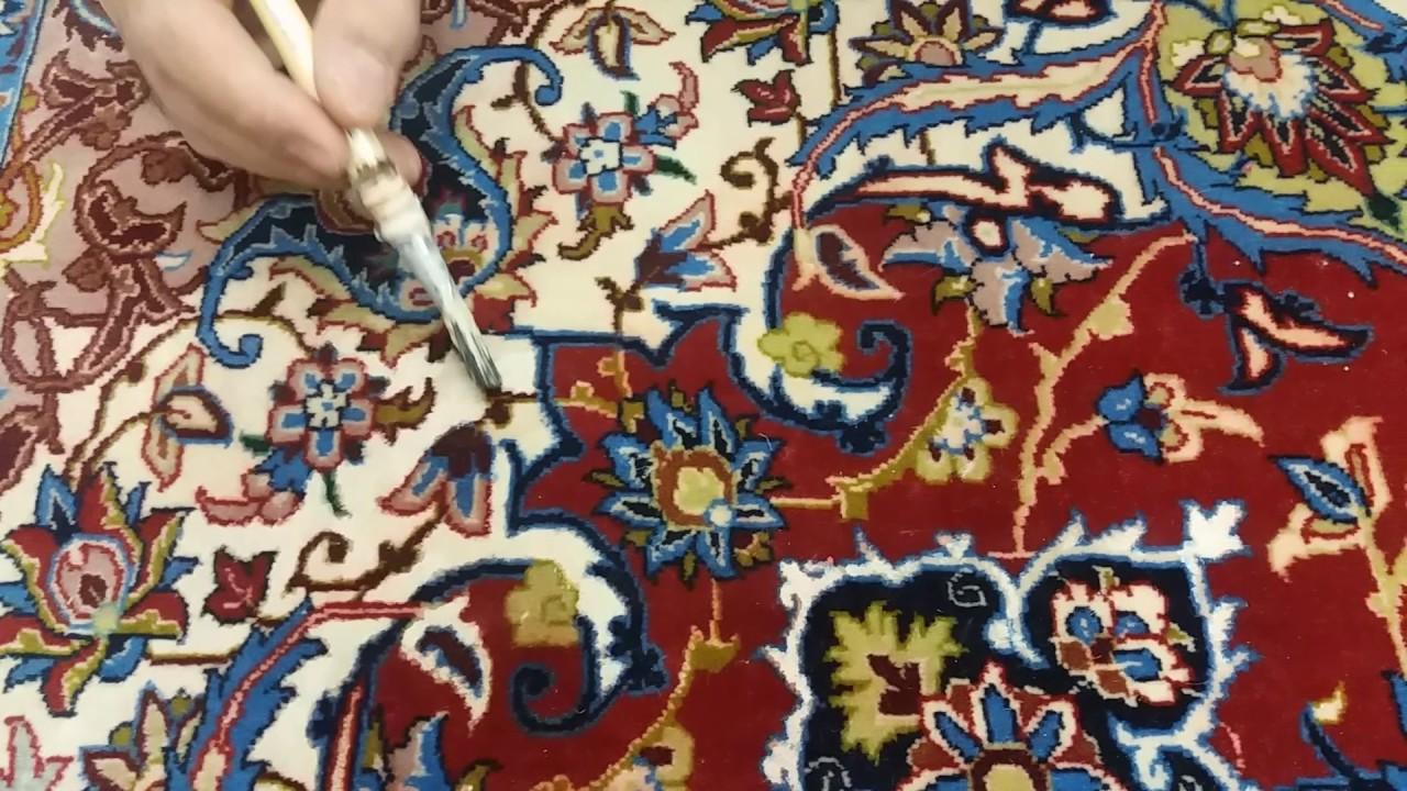 Smacchiare tappeto persiano youtube - Pulizia tappeto persiano ...
