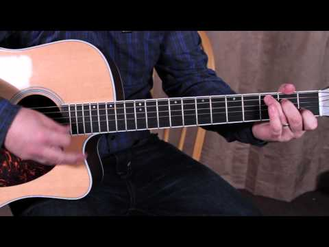 Acoustic Songs - Johnny Cash - Ring of Fire - How to Play on Guitar - Guitar Lessons