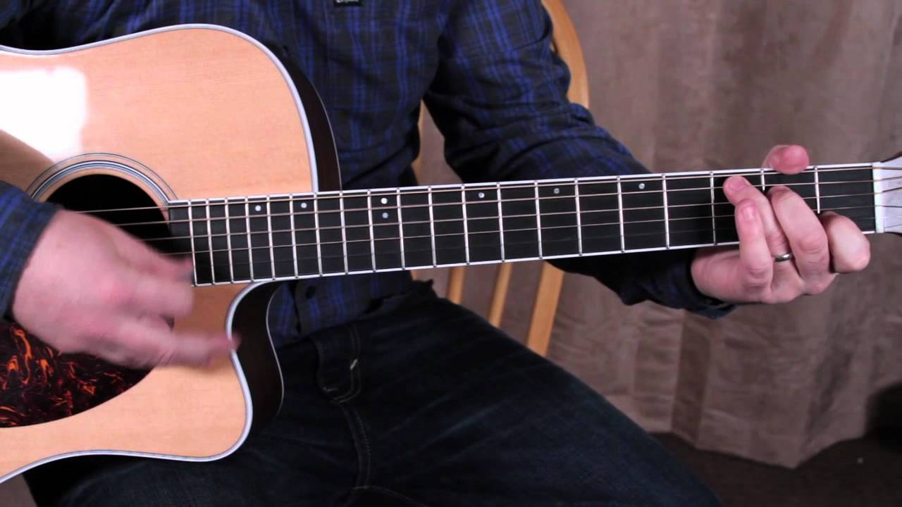 Acoustic Songs Johnny Cash Ring Of Fire How To Play On Guitar