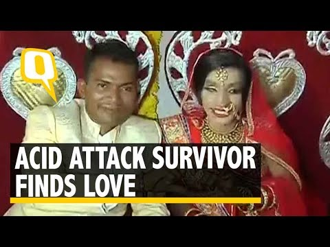 The Quint: Vivek Oberoi Gifts Flat As Acid Attack Survivor Lalita Bansi Weds