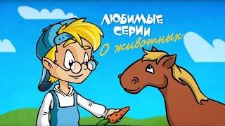 О ЖИВОТНЫХ - Сборник любимых серий 02