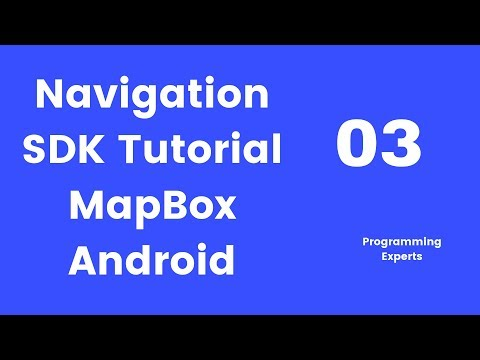 (Last Part) Turn by Turn GPS Navigation using Mapbox SDK in Android
