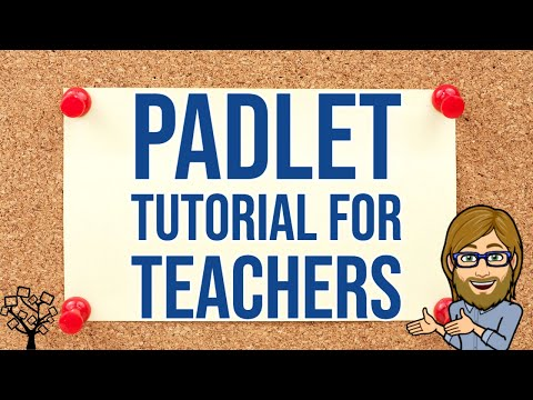 How to Teach Remotely with Padlet