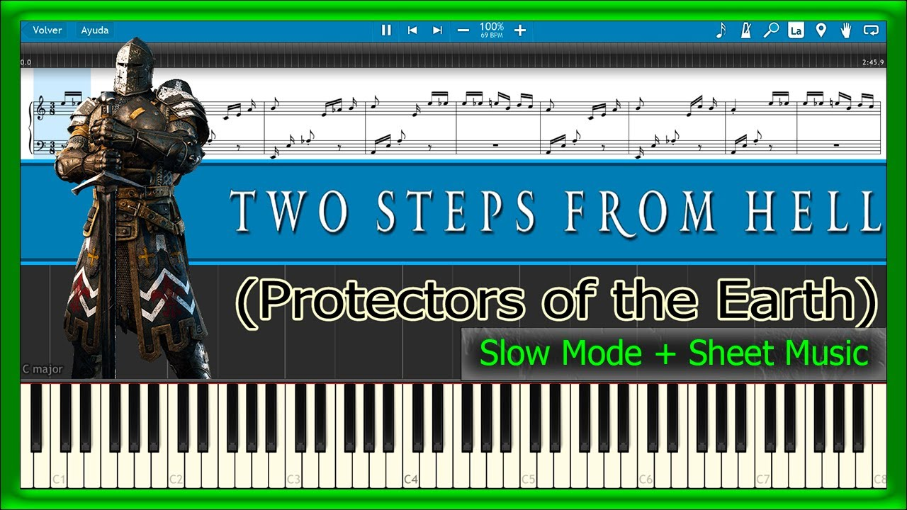 two steps from hell piano sheet music pdf