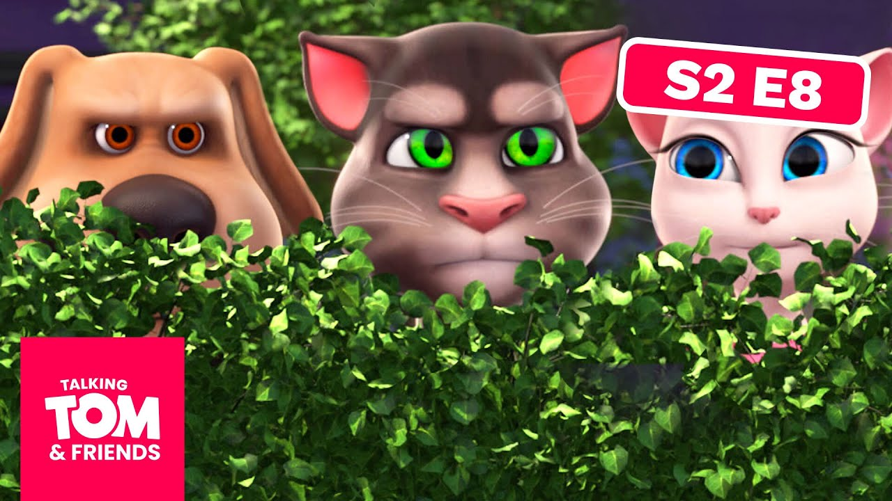 Talking Tom And Friends The Sabotage Season 2 Episode 8 Youtube